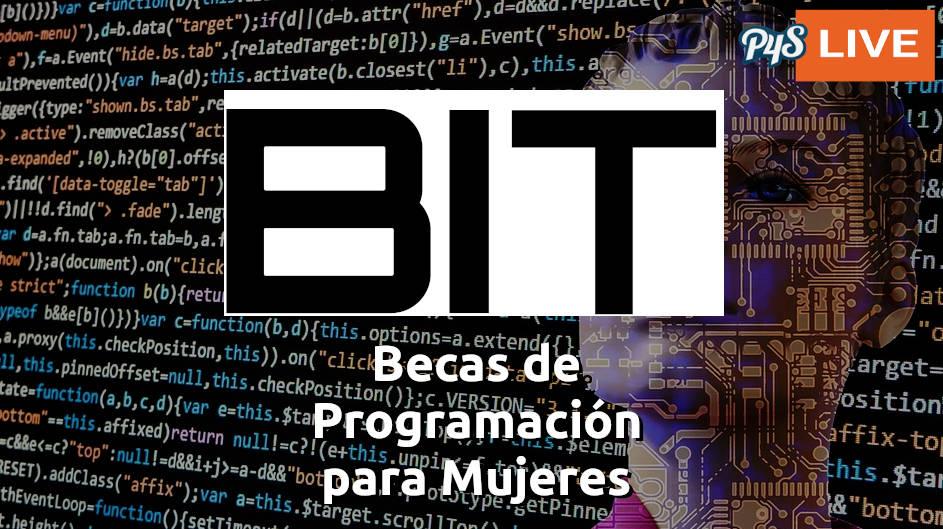 BIT Becas de Programación para Mujeres