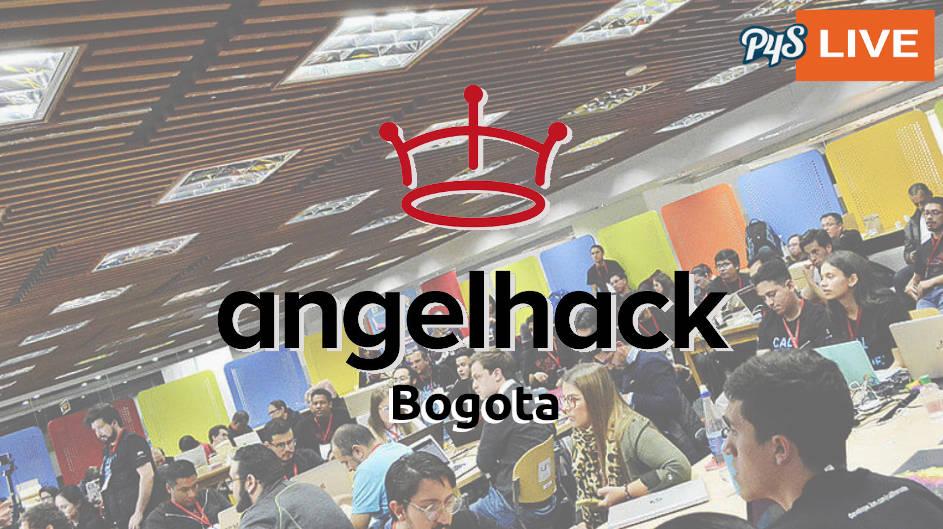 Conoce los ganadores del AngelHack Bogotá 2019