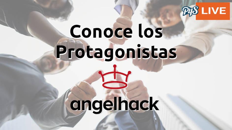 Agradecimiento a los protagonistas de AngelHack en Colombia
