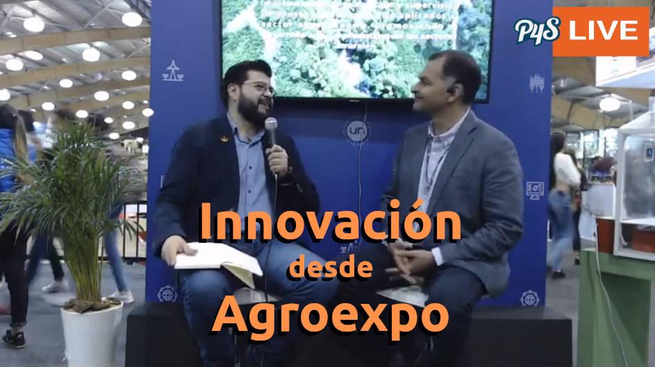 Innovación desde AgroExpo 2019