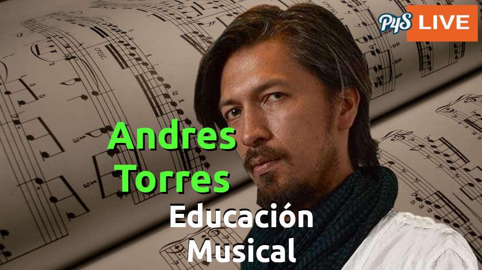 Tecnología para la educación musical