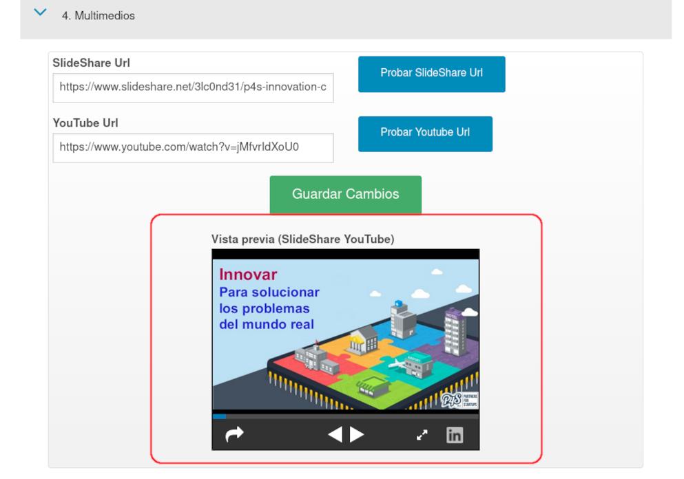 Vista previa de la presentación de SlideShare
