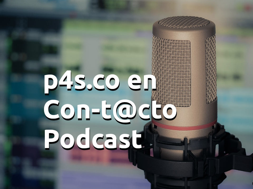 Historía de p4s.co podcast
