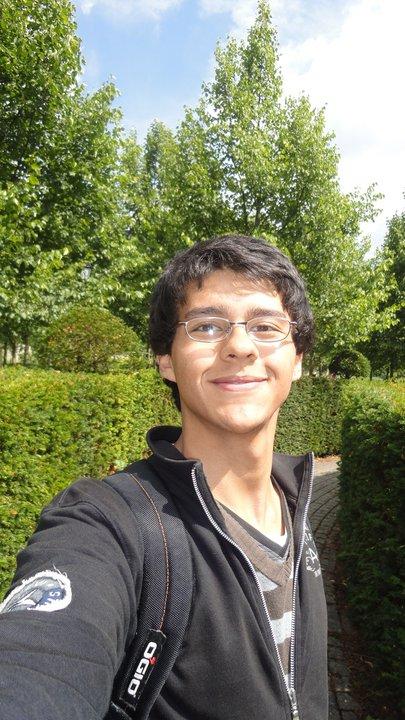 Omar David Huertas Gómez